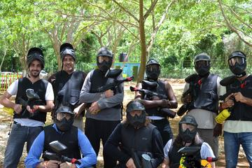 Jamaica Paintball Adventure in...