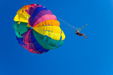 Book Parasailing Adventure South Padre Island on Viator