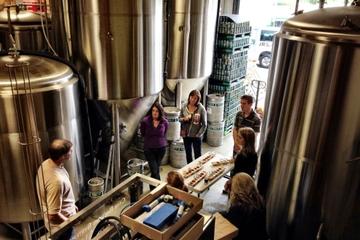 Excursão e degustações em cervejarias de Anchorage