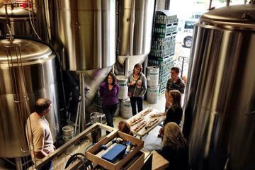 Visita a la fábrica de cerveza...