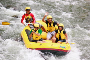 Alam Telaga Waja River Rafting with...