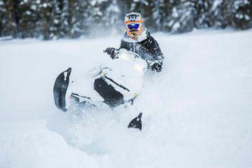 Snowmobile Trailblazer Tour for Advanced Riders