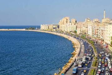 Day Trip to Pyramids & Sakkara from Alexandria