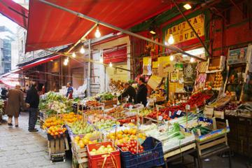 Balade gastronomique dans les rues de Palerme