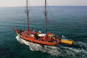 5-hour Crete Pirate Ship Cruise ...