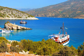 Boat Trip and BBQ from Samos