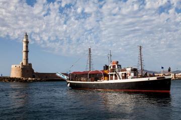 Crete Coastline Sightseeing Cruise Including Marathi Beach
