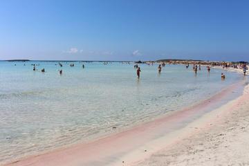 Crete Elafonisi Beach Day Trip with ChrissoskalitissaMonastery Visit