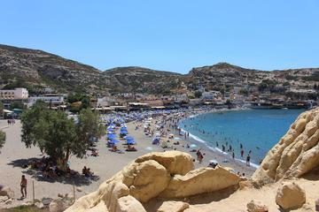 Excursion to South Crete - Gortys Festos Matala