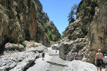 Full Day Samaria Gorge 10-Mile...