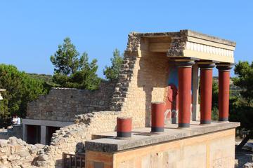 Knossos - Lassithi visit Zeus Cave