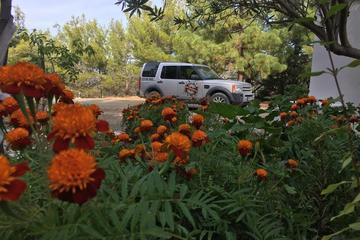 Land Rover Safari in Rhodes North Route