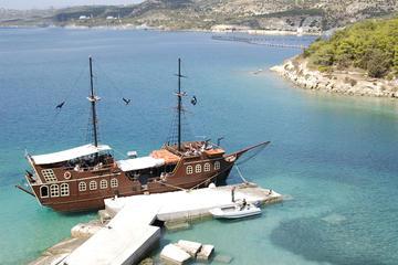Rethymno Barbarossa Pirate Ship Cruise