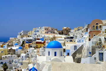 Santorini Island Day Trip from Crete