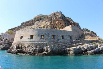 Spinalonga Island Day Trip with Lunch