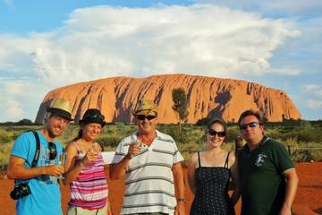 Excursion d'une journée à Ayers Rock au départ d'Alice Springs...