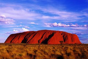 Experiência em Uluru e Kata Tjuta com churrasco no jantar