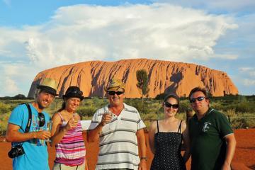 Gita giornaliera ad Ayers Rock da Alice Springs con visite a Uluru e