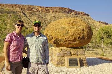 Gita giornaliera alle West MacDonnell Ranges da Alice Springs