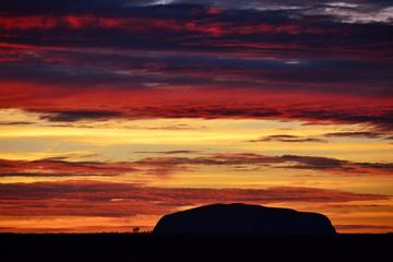 Overnight Uluru Camping Experience from Alice Springs or Ayers Rock