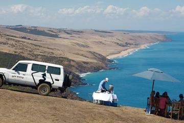 Viagem de dia com veículo 4WD da Península de Fleurieu e MacLaren Vale