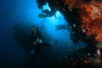 PADI Open Water Diver, Option 1, 2 days in Tulamben