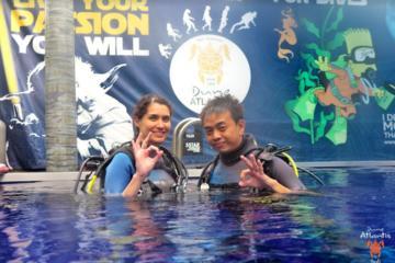 Try Diving in Tulamben