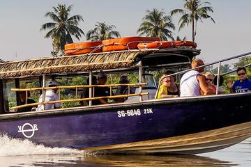 Cu-Chi-Tunnel und Ausflug in die Umgebung im Luxus-Schnellboot