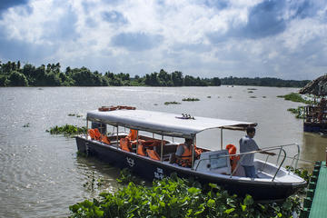 Cu Chi Tunnels and Countryside by Luxury Speedboat