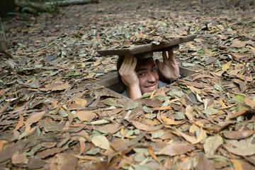 Half-Day Cu Chi Tunnels and Luxury...