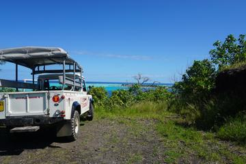 Private Tour: Bora Bora by 4WD