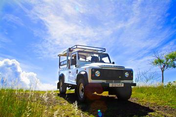Tagestour zur Polynesian Cultural Island im Geländewagen...