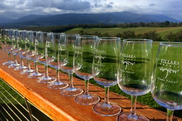 Boutique Yarra Valley Winery and Chocolatarie Tour with Eureka...