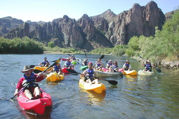 Salt River Kayaking Trip