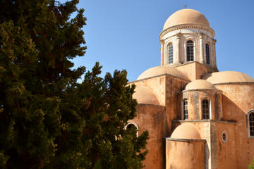 Cretan Villages and Countryside Tour from Chania with Lunch