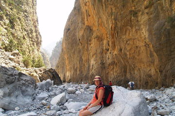 Samaria Gorge Small-Group Hiking Day Trip