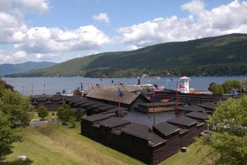 Day Trip The Fort William Henry Museum & Restoration Admission Ticket near Lake George, New York