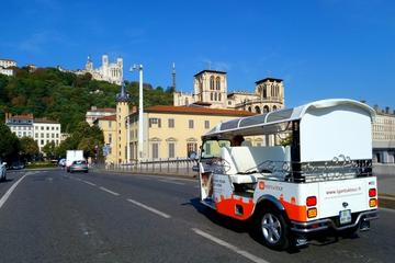 Private Tour: Lyon City Tour by Electric Tuk Tuk