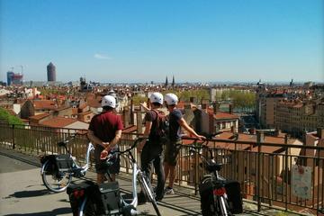 Tour de Lyon en vélo électrique avec dégustation culinaire