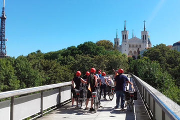 Tour de Lyon en vélo électrique avec...