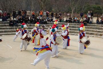 ソウル発:水原華城と韓国民俗村を訪れる終日ツア…