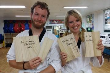 Taekwondo-Unterricht in Seoul