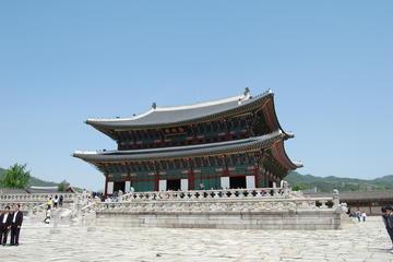 Visite d'une matinée au palais de Séoul