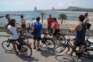 Excursão de Bicicleta em Barcelona