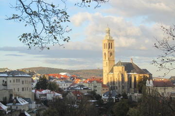 Excursion d'une journée en train à Kutna Hora au départ de Prague