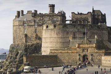 Keine Warteschlange: Edinburgh Castle-Rundgang