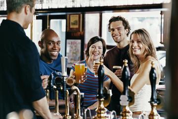 Recorrido por los pubs de Lisboa