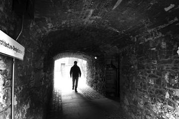 Tour a piedi della parte oscura e infestata dai fantasmi di