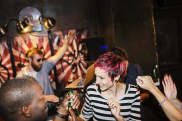 Tournée des bars à Berlin avec entrée VIP en discothèque