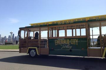 Downtown Seattle: Hop-on-Hop-off-Trolleytour